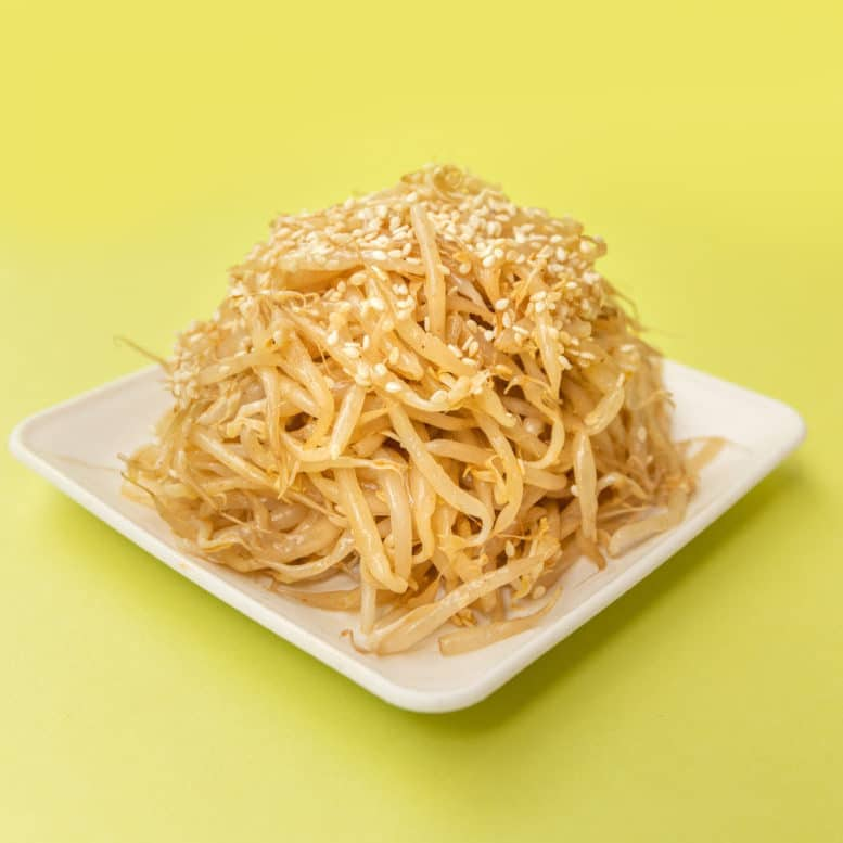 Sesame Beansprouts